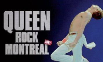 Kovo 8-osios COSMO kino vakaras karalienėms: QUEEN ROCK MONTREAL