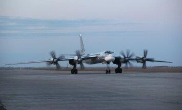 Rusijos bombonešiai TU-95