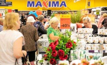 Utenoje atidaryta nauja Maxima