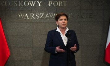 Premier Beata Szydło. Foto: premier.gov.pl