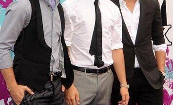 """Grupė """"Jonas Brothers"""""""