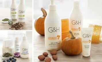 Laimėk pasirinktą <em>G&H</em> grožio rinkinį (laimėtojos)