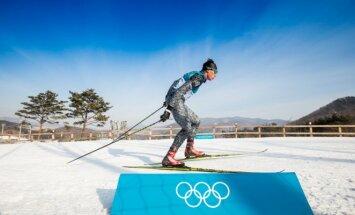 Pjongčango olimpiada: slidinėjimas, 15 km lenktynės laisvuoju stiliumi – Modestas Vaičiulis
