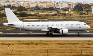 GetJet Airlines lėktuvas
