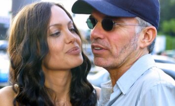 Billy Bob Thornton ir Angelina Jolie