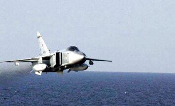 Rusijos orlaivis Su-24