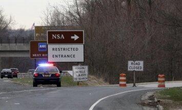 JAV  Nacionalinio saugumo agentūros būstinė Fort Mide