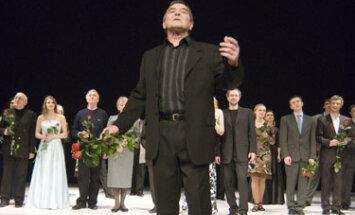 В Русском драмтеатре вручили Янтарные маски