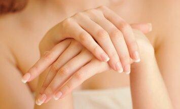 Kaip tinkamai pasirūpinti rankų oda šaltuoju metų laiku