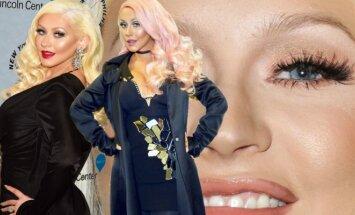 Sunku patikėti! Christina Aguilera – 38 kg vos per 10 mėnesių