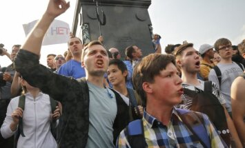 rusija rinkimai