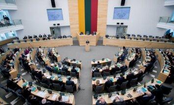 Seimas starts its Spring session