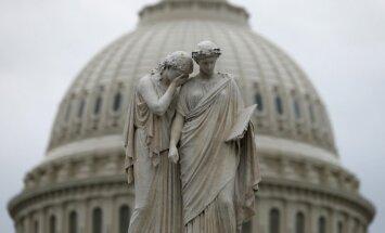 JAV kongresas pratęsė vyriausybės skolinimosi įgaliojimus