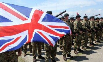 Britų kariai