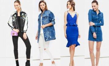 IŠPARDAVIMAI: stilingi drabužiai ir aksesuarai nuo 13 iki 35 Eur!