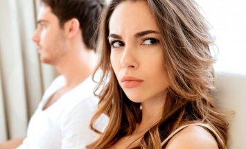 Santykių klaidos, kurios trukdo tapti ta vienintele