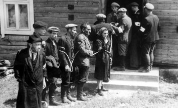 Žydų persekiojimas okupuotoje Lietuvoje 1941 m. liepą