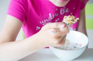 Kokią košę valgyti naudingiausia?