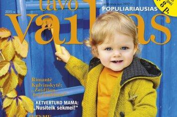 Atsakyk į kelis klausimus apie žurnalą ir laimėk dovanų!