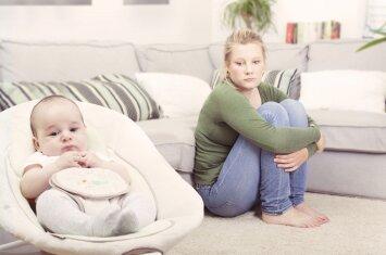 Jaunos mamos išpažintis ir dvi kardinaliai skirtingos motinystės nuotraukos