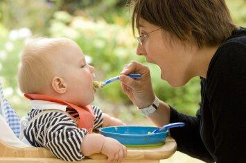 Penki dalykai, ko niekada nesakykite vaikui apie maistą