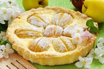 6 gardžiausi mūsų išbandyti obuolių pyragai