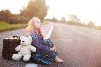 Psichologė: kaip emigracija veikia vaikų psichiką