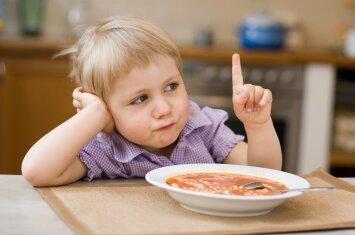 Psichologė – apie tėvų klaidas, kurios atgraso vaiką nuo sveiko maisto
