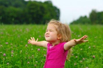 Skaitytojos patirtis: kaip užauginti sveikus ir laimingus vaikus