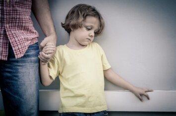 Kaip bendrauti su Aspergerio sindromą turinčiu vaiku?