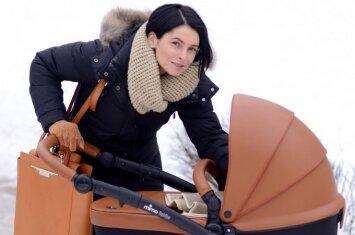 Agnė Jagelavičiūtė – atvirai apie gimdymą, bemieges naktis ir nėščiųjų seksualumą