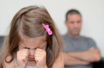 Kas nutinka, jei tėtis šeimoje yra valdingas?