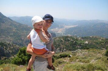 7 patarimai planuojantiems kelionę svetur su vaikais