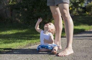 Ko labiausiai reikia vaikui, kurį apima isterija? Atsakymas – tikrai ne diržo ir bausmės!
