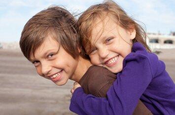 Nuo kokio amžiaus vaikui reikia ne tik tėvų, bet ir draugų