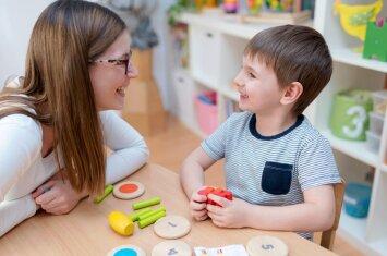 5 frazės, kurias vaikams sako Montessori pedagogai: išbandykite jas savo namuose