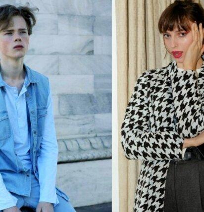 Prašmatnias kolekcijas demonstruojantys Lietuvos modeliai: dėvėtų drabužių parduotuvės nėra tabu (FOTO)