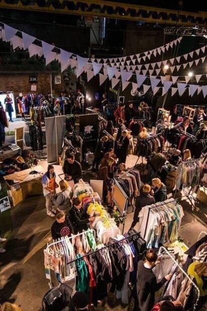 """Rugsėjo pradžioje Vilniuje – naktinė mados mugė """"Uptown Market: Midnight Shopping"""""""
