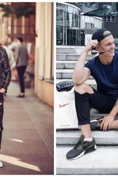 """Vienos stilingiausių Lietuvoje """"Instagram"""" paskyros savininkas Ernestas: modelio darbas atrakino vartus į mados bei pasitikėjimo savimi pasaulį (FOTO)"""