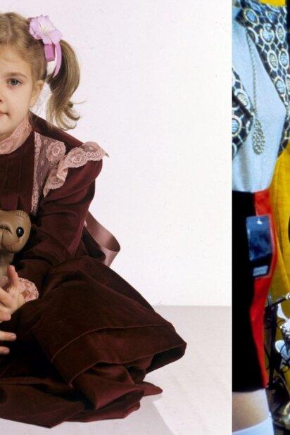 N18: skandalinga aktorės Drew Barrymore paauglystė