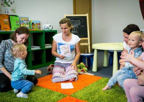 Vilniuje veikia mokykla, kurioje anglų kalbos moko pagal naują metodiką