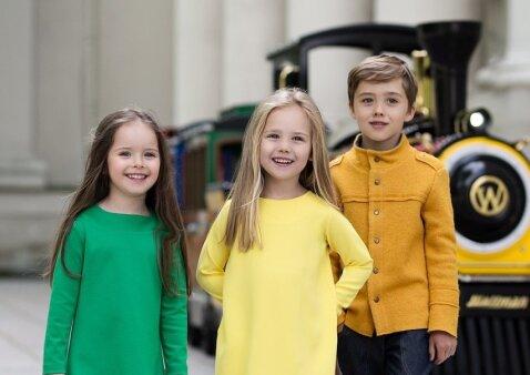 """""""Elfai"""" pristatė žaismingą drabužių kolekciją vaikams"""