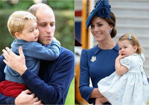 Karališkosios poros ir jų vaikų laukia didžiulės permainos