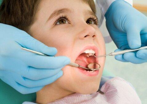 Ką daryti, kad apsilankymas pas odontologą nesibaigtų ašaromis?