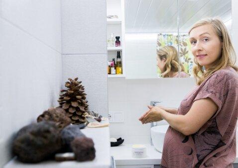 Jovitos nėštumo dienoraštis. 33 savaitė: odos priežiūros gudrybės