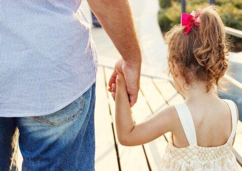 Klausimas psichologui: pamilau vyrą, kuris turi vaikų