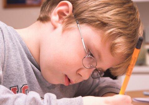 Tėvai sprendžia vaikų namų darbus? Tai – meškos paslauga