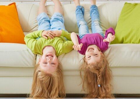 Pratimai, kurie padeda nuraminti įsišėlusį vaiką