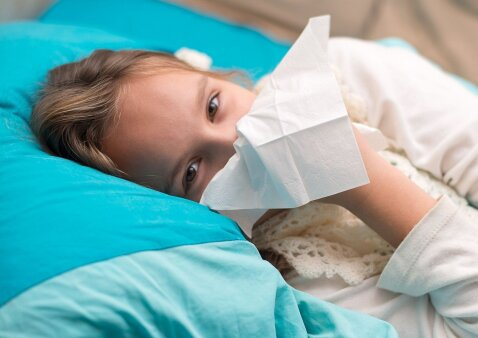 Gydytoja dr. Sigita Petraitienė: kaip atskirti gripą nuo peršalimo?
