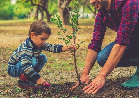 5 aukso vertės palinkėjimai vaikų turintiems tėvams